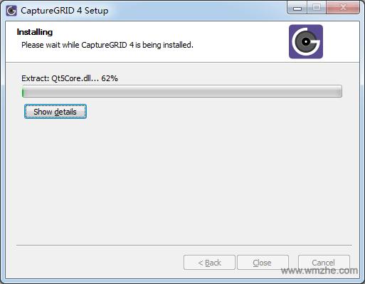 CaptureGRID軟件截圖