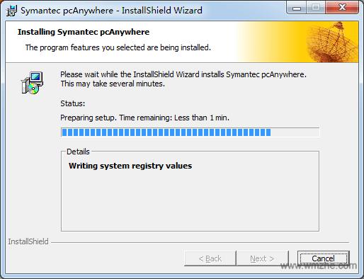 PcAnywhere软件截图