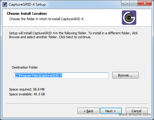 CaptureGRID软件截图