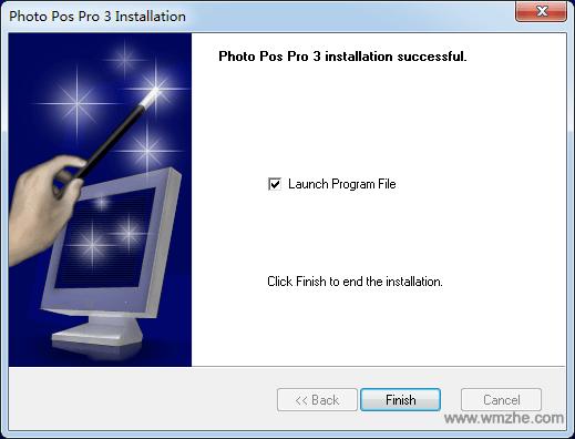 Photo Pos Pro軟件截圖