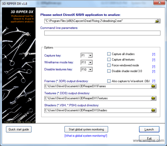 3D RIPPER DX软件截图