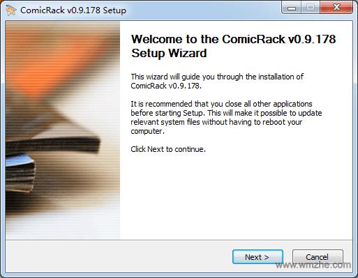 ComicRack软件截图