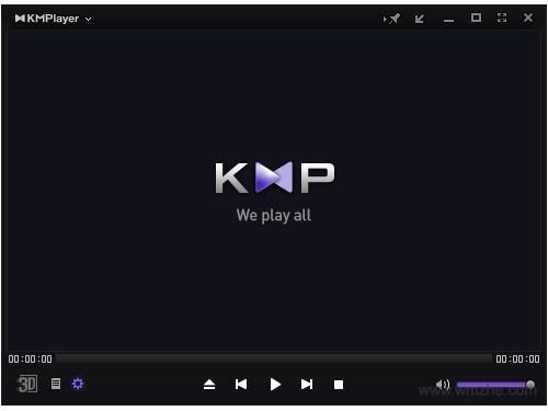 KMPlayer 64位软件截图