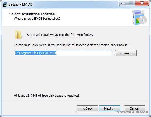 EMDB (DVD收藏归类工具)软件截图