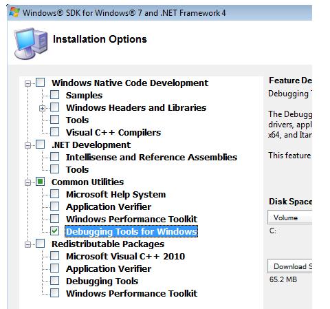 如何在Windows7系统中使用WinDBG?请看详细指南