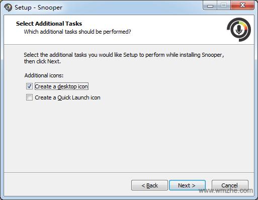 Snooper软件截图