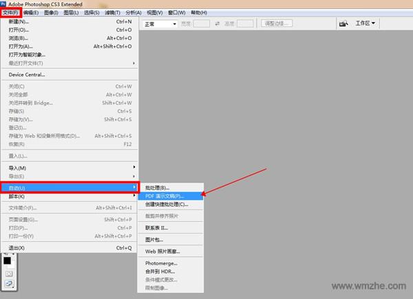 Adobe Photoshop CS3软件截图