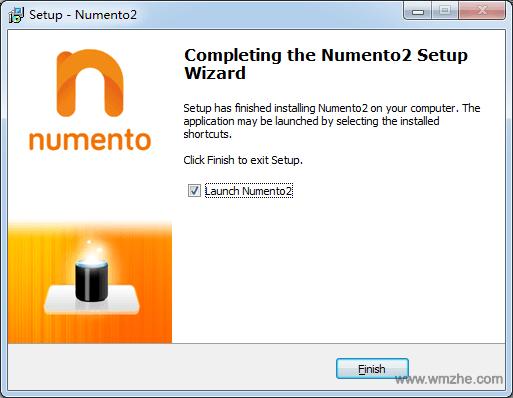 Numento軟件截圖