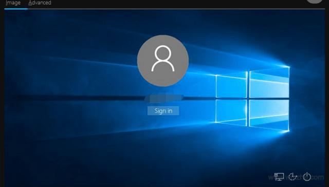 Windows 10 Login Changer软件截图
