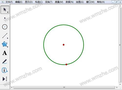 几何画板如何绘制月牙形图案?方法一览