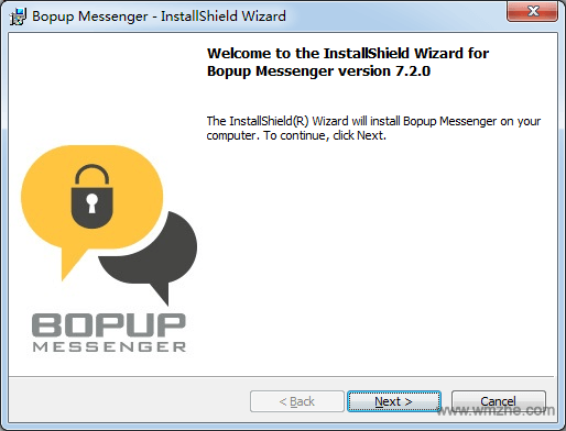 Bopup Messenger软件截图