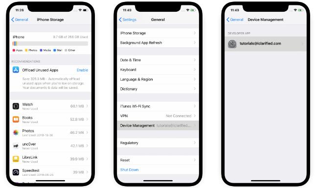 iPhone 11/XS系列iOS 13-13.3越狱教程(Mac)