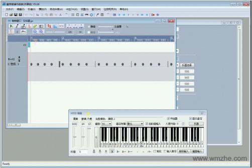 CuteMIDI软件截图