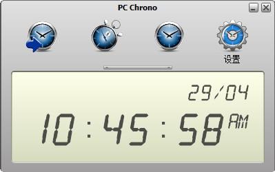 pc chrono