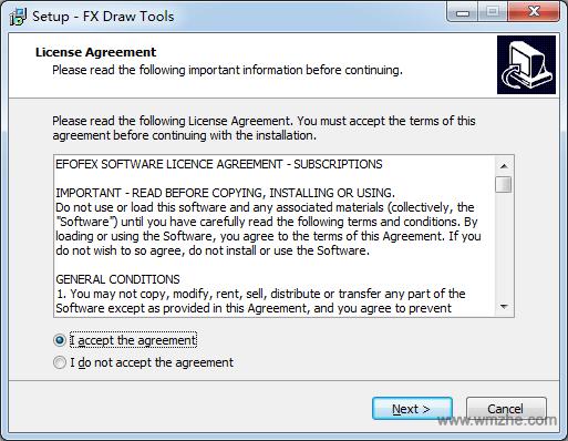 FX Draw软件截图