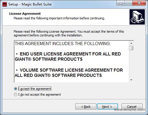 AE魔法子彈調色插件軟件截圖