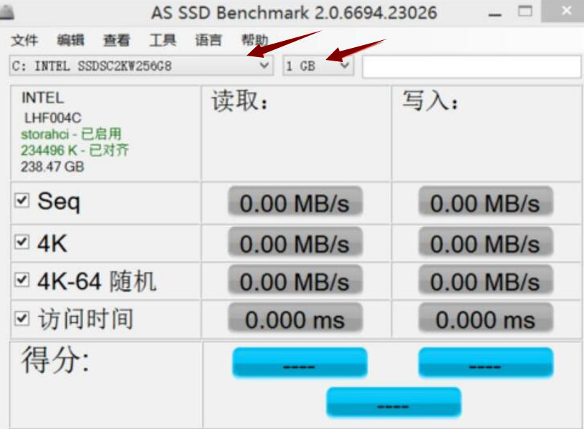 AS SSD Benchmark如何测试硬盘性能?帮助优化电脑