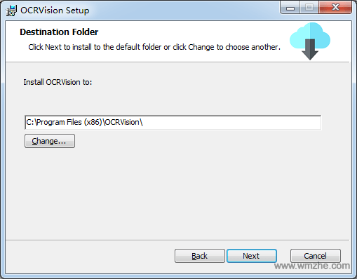 OCRvision软件截图
