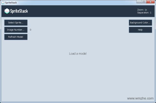 SpriteStack软件截图