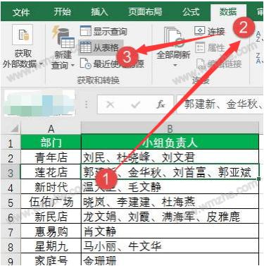 Excel如何快速处理不规范数据?Excel快速处理不规范数据的步骤