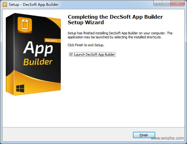 DecSoft App Builder软件截图
