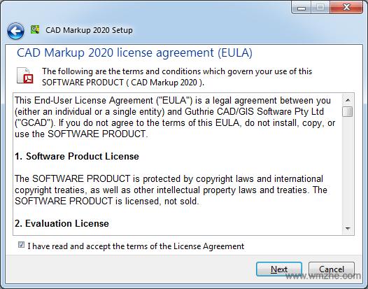 CAD Markup 软件截图