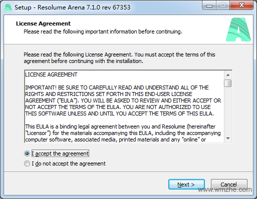 Resolume Arena软件截图