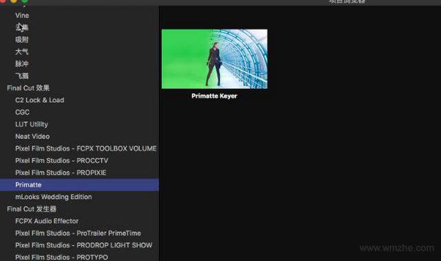 AE紅巨人摳像插件軟件截圖