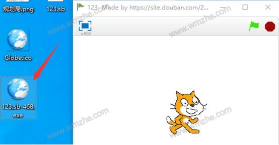 Scratch怎么样导出作品?Scratch导出作品教程
