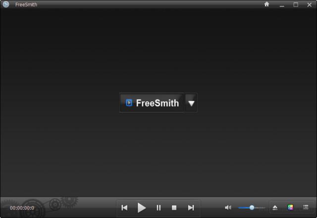 Smith Video Player软件截图