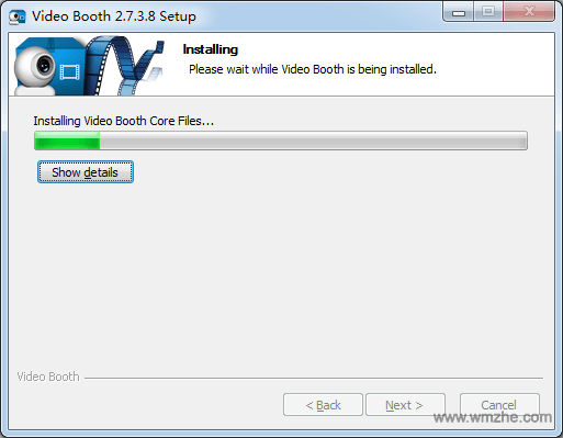 Video Booth软件截图