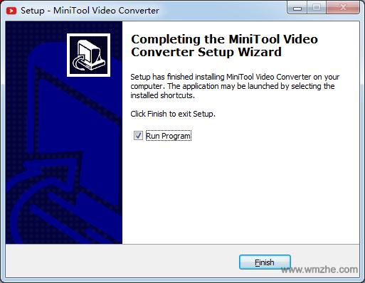 MiniTool Video Converter软件截图