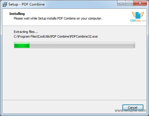 CoolUtils PDF Combine软件截图
