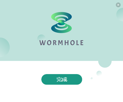 wormhole�件下�d