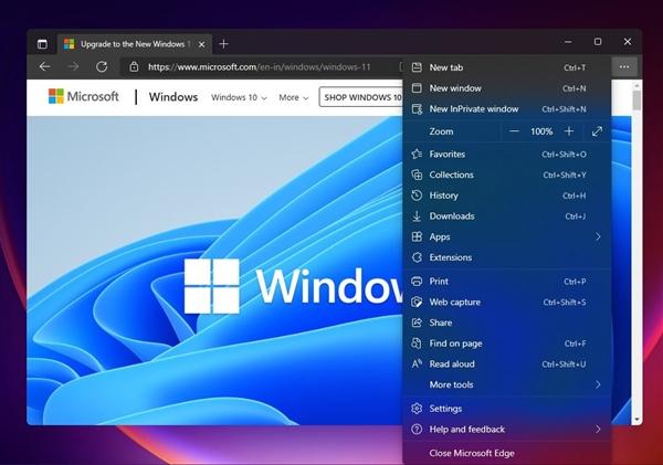 微软:Win11居中开始菜单/圆角窗口不是抄袭macOS 也不影响性能