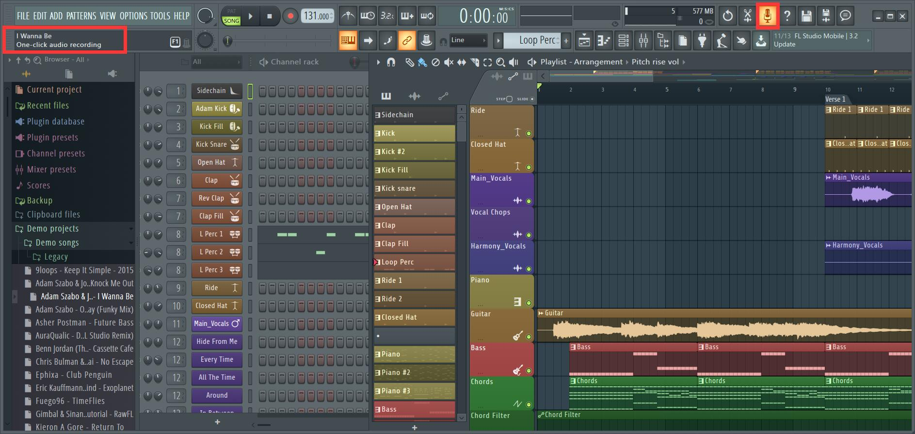 recording-function