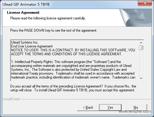 Ulead GIF Animator软件截图
