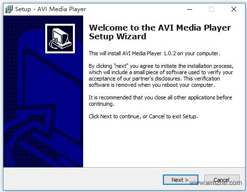 AVI媒体播放器AVI Media Player软件截图