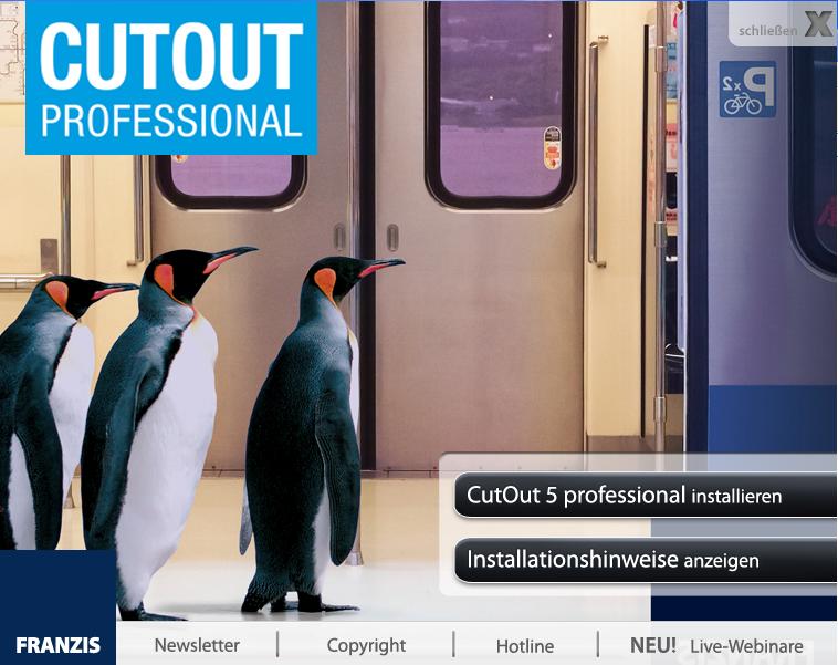 CutOut Pro的教程