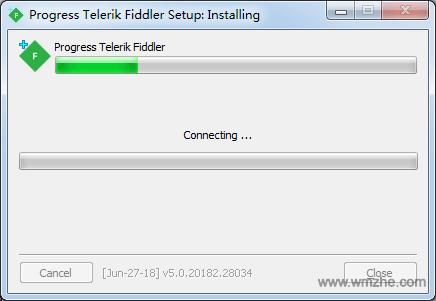 Fiddler4软件截图