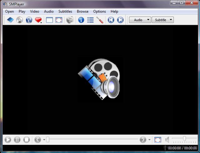 SMPlayer軟件截圖