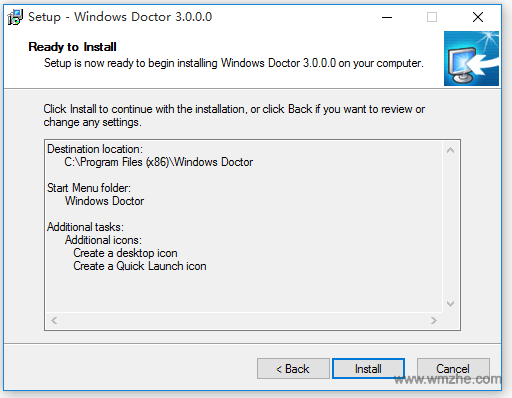 Windows Doctor软件截图