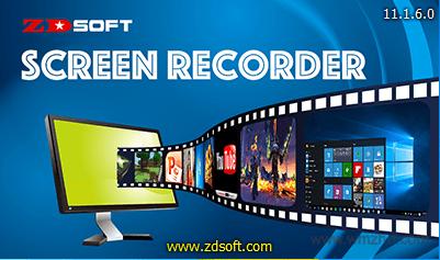 ZD Soft Screen Recorder软件截图
