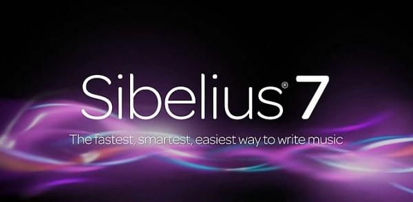 西贝柳斯打谱软件