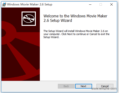 Windows Movie Maker 软件截图