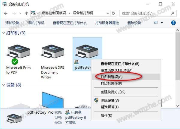 维棠flv软件怎么用_pdfFactory使用说明:一键设置并完成文件打印-完美教程资讯