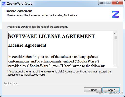 ZookaWare软件截图