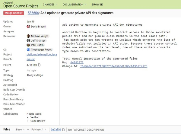非官方公开API可能无法在安卓9.0中使用了