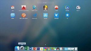 《MyDock》一款精仿MacDock软件,让你的笔记本秒变MacBook