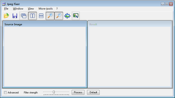 Jpeg Fixer(Jpeg图片修复)